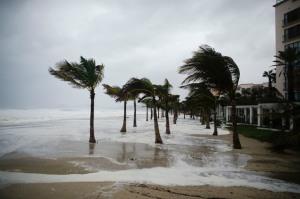 Mexico Hurricane Odile